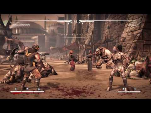 GRbabyfox vs Jinamounainai Part 4