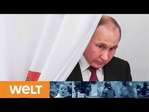 Demokratie in Russland: Wie sich Wladimir Putin erneut zum Präsidenten wählen lässt