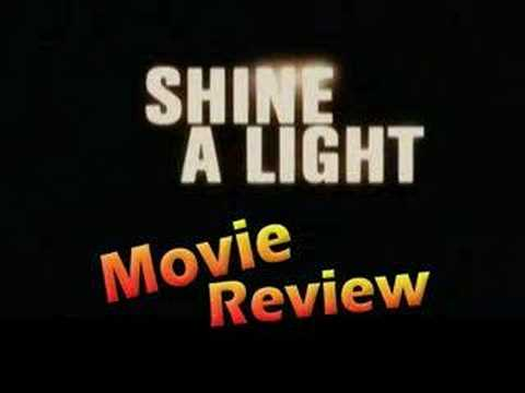 Shine A Light Movie Review By Scene-Stealers.com