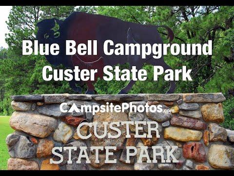Blue Bell Campground, Custer State Park, South Dakota