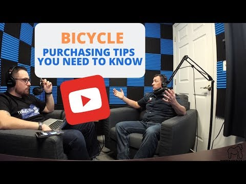 What you need to know before you buy a bike - how to buy a mountain bike