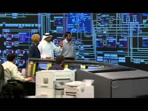 Saudi Aramco Command Center Ospas Youtube