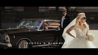 Gendra & Mindaugas || vestuvės