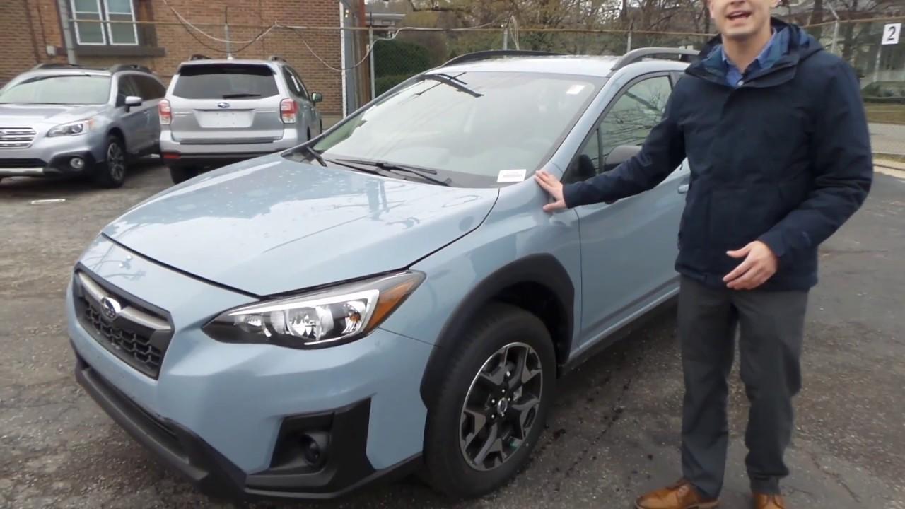 Mid City Subaru >> 2018 Subaru Crosstrek Walk Around Berman Mid City Subaru Youtube