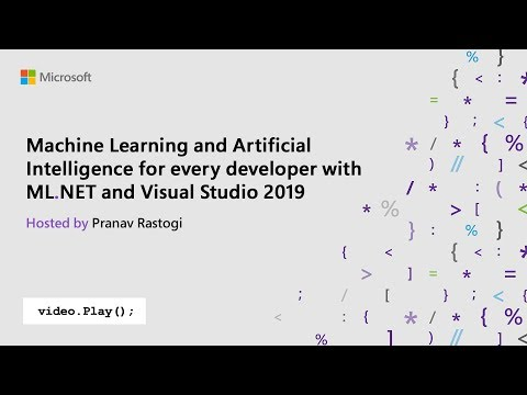 machine-learning-and-artificial-intelligence-for-every-developer-with-ml.net-and-visual-studio-2019