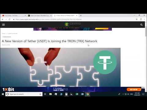 Crypto AussieBloomin Whale Bitcoin Ethereum Ripple Litecoin Power Tron Neo Doge Gas 09.03.2019
