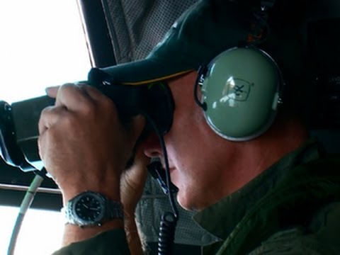 Inside the air search for Malaysia Airlines Flight 370