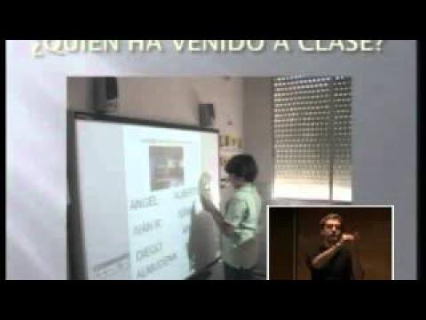 Aplicación de las TIC en un Colegio de Educación Especial