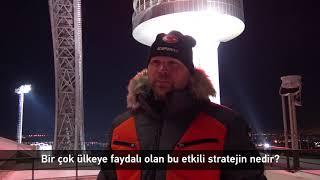 PyeongChang 2018 Öncesi Son Viraj: Kayakla Atlama Kıta Kupası Erzurum