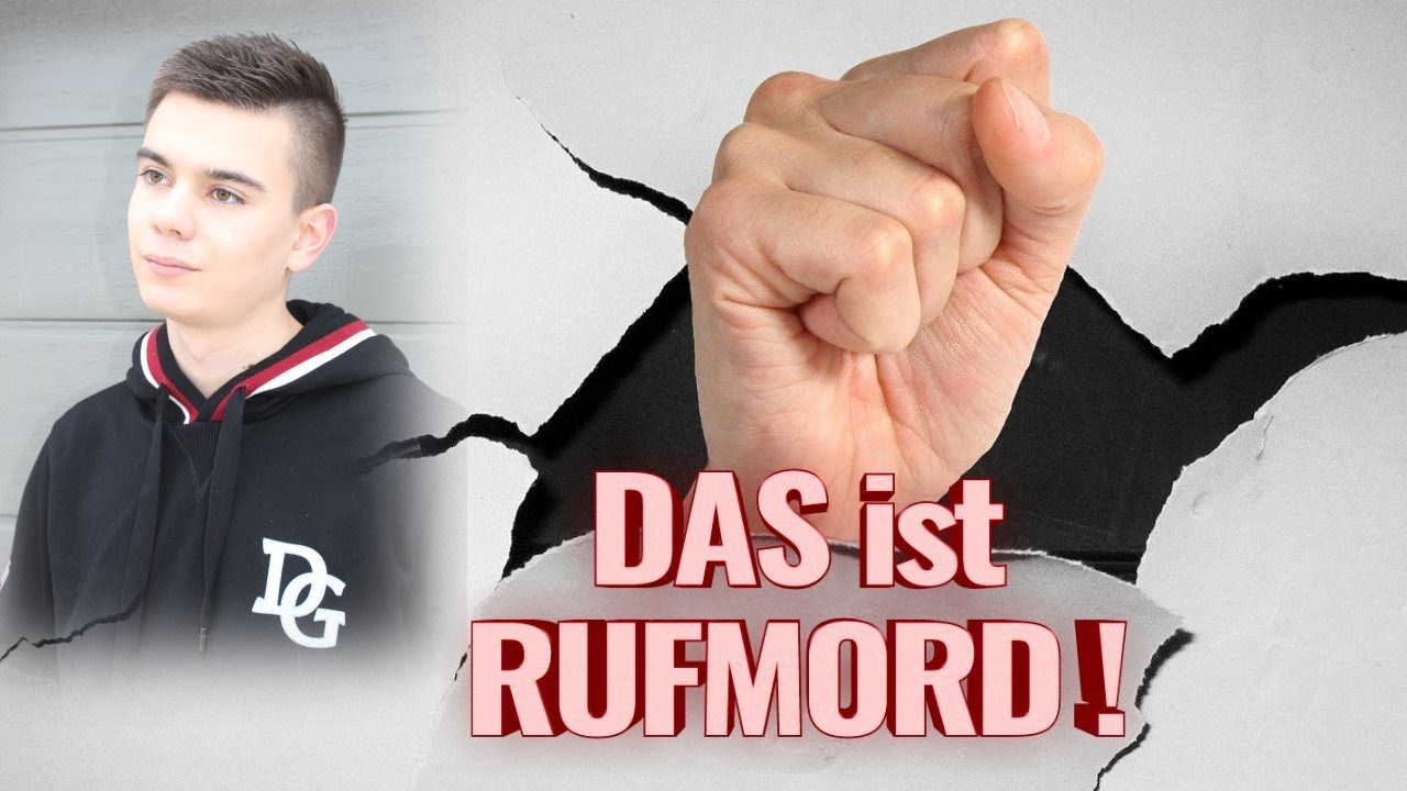 Rufmord Englisch
