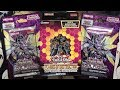 Opening Some Soul Fusion & Flames of Destruction Booster Packs