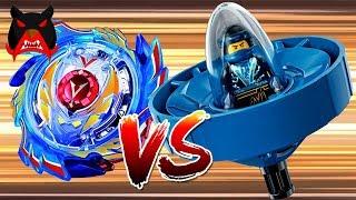 בייבלייד נגד לגו נינג'גו, מי ינצח?