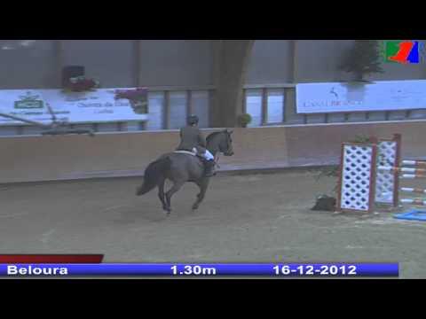 Bruno Pereirinha & UNITY 130 16.12.2012 - 1st place