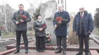 ВП-TV: Глава ДонОГА Павел Жебривский. Митинг в память о павших воинах ''афганцах'' (15.02.2016)
