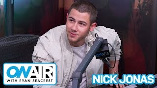 Nick Jonas Tests Tanya's Jonas Brothers Knowledge | On Air with Ryan Seacrest