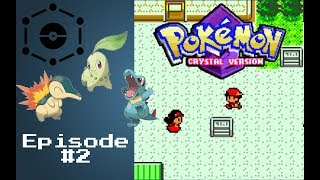 Pokemon Crystal 2.0 Walkthrough (Rom Hack) - #2