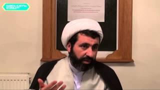 Islamic Theology (Lecture 13 - part 1) - Sheikh Dr Shomali - 04/02/2015