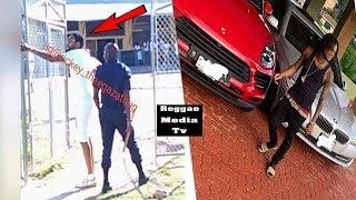 Vybz Kartel Prison Photo | Masicka Buy New Porsche | Foota Hype Bun Out Dj Khaled