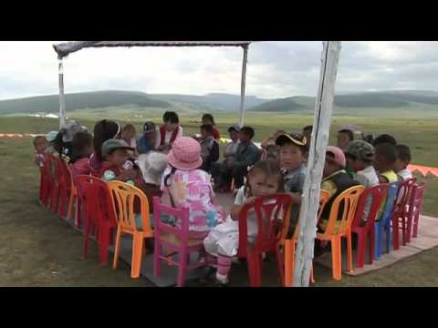 Mongolia - Mobile Kindergarten | Global 3000