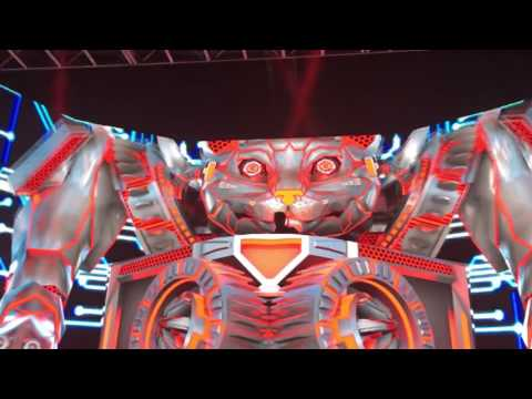 Robo Kitty Excision live 2017 Paradox Tour Philly