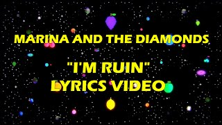 Baixar - Marina And The Diamonds I M A Ruin Lyrics Video Grátis