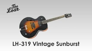 LOAR フルアコースティックギター LH-319