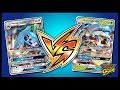Metagross GX vs Golisopod GX - Pokemon Trading Card Game Online Gameplay