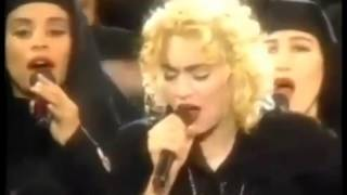 Madonna - (1989) Like A Prayer (Live) (Sous Titres Fr)