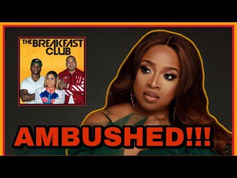 Kierra Sheard VS. The Breakfast Club!!! |Religion| LIVESTREAM Discussion