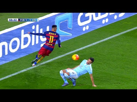 The Day Neymar Played The Most Entertaining Football