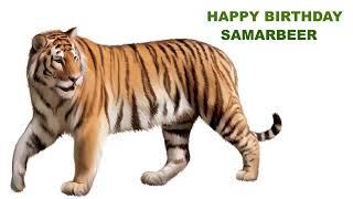 Samarbeer  Animals & Animales - Happy Birthday