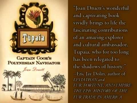 Tupaia,  Captain Cook