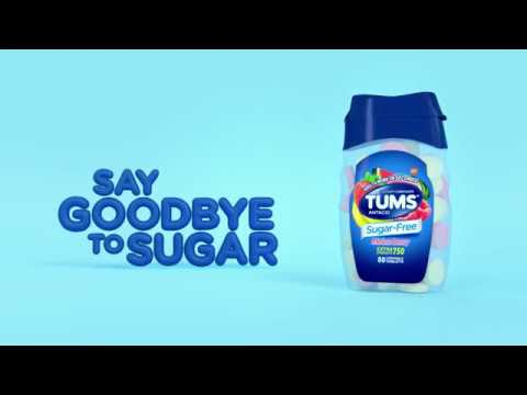 Sweet Relief From Heartburn | TUMS Sugar-Free