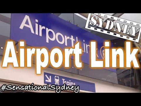 Sydney Airport Train