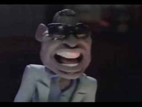Ray Charles and the California Raisins