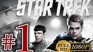 Star Trek - Walkthrough Part 1 [1080p HD] - No Commentary - Star Trek The Game 2013