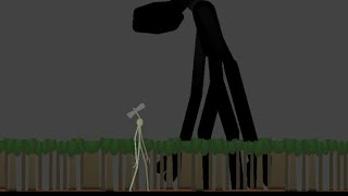 Breaking News (Trevor Henderson Creature) - Stickman Animation