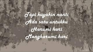 Dewa 19 - Bunga + Lirik  Bahasa Indonesia