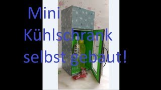 Mini Kühlschrank Bauen : Mini kühlschrank soda brunnen gunook