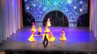 �������� ���� Новогоднее музыкально-танцевальное представление