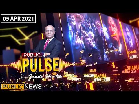 Public Pulse - Monday 5th April 2021