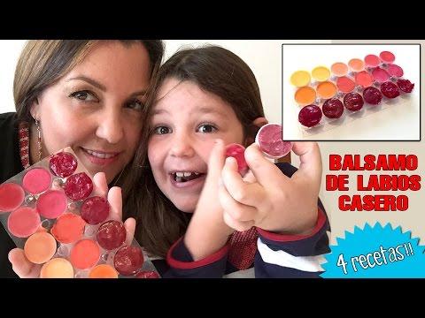 BÁLSAMO de labios casero: 4 recetas fáciles