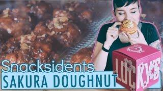Video BEST doughnut EVER: Sakura Donut: Lucky's Vancouver | Snacksidents Ep. 2 download MP3, 3GP, MP4, WEBM, AVI, FLV Juni 2018