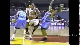 PBA Classic Game: Brgy. Ginebra vs Talk 'N Text/2003 All Filipino Cup