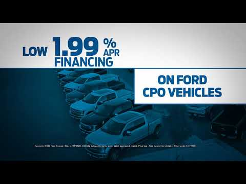 McKie Ford Lincoln - October 2019 Used