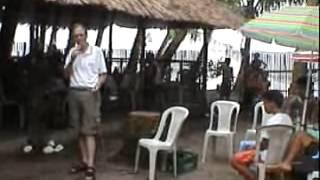 James @ Tessan Beach Resort @ Hinunangan
