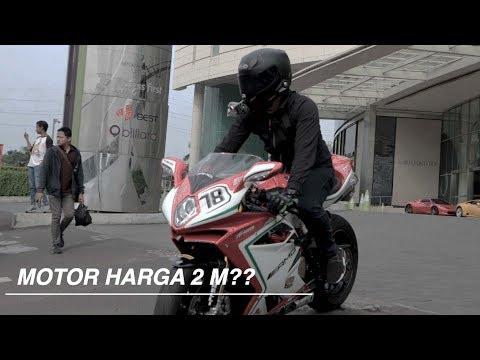 MV AGUSTA F4 REPARTO CORSE -  Kesasar di Jakarta :( #motovlogindonesia