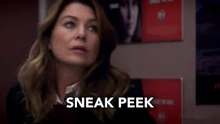 "Grey's Anatomy 11x12 Sneak Peek ""The Great Pretender"""