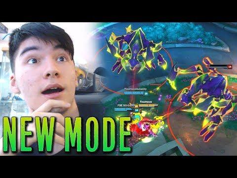 NEW INVASION STAR GUARDIAN GAMEMODE ! [ SUPER FUN + CRAZY BOSSES ]