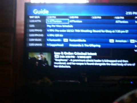 at t u verse channel guide 10 4 2014 youtube rh youtube com AT&T U-verse Installation Charge at&t u verse installation guide